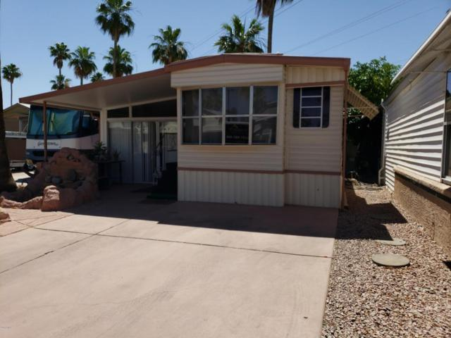 504 Navajo Road, Mesa, AZ 85205 (MLS #5770190) :: The Daniel Montez Real Estate Group