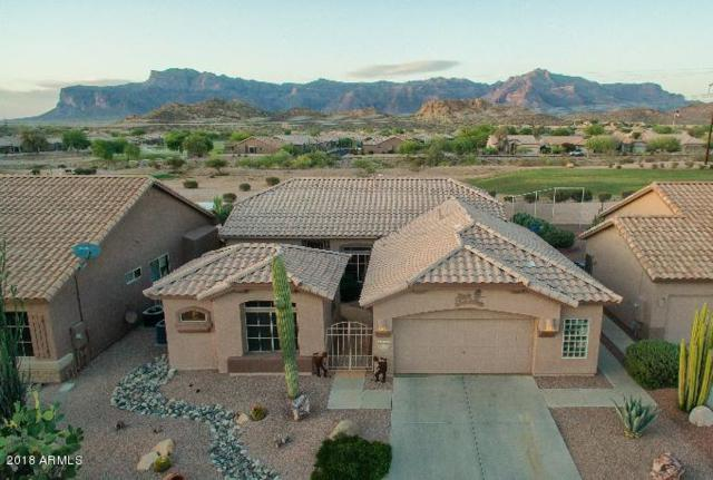 7240 E Desert Spoon Lane, Gold Canyon, AZ 85118 (MLS #5770286) :: The Pete Dijkstra Team