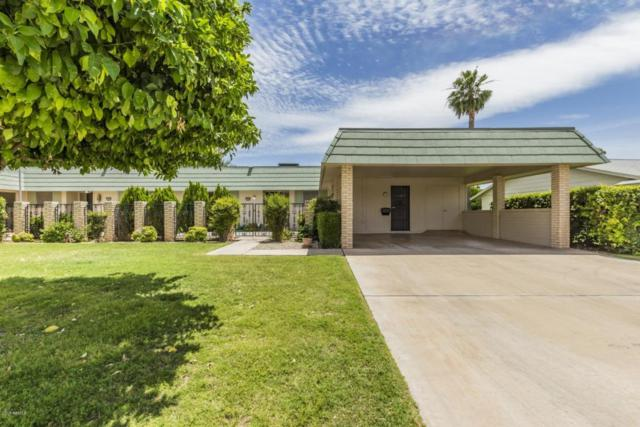13657 N 103RD Avenue, Sun City, AZ 85351 (MLS #5770302) :: Riddle Realty