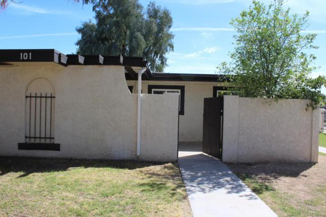 720 S Dobson Road #101, Mesa, AZ 85202 (MLS #5770346) :: Essential Properties, Inc.