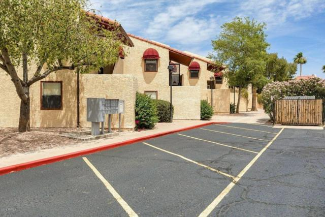 2515 N 52ND Street #106, Phoenix, AZ 85008 (MLS #5770403) :: Kepple Real Estate Group