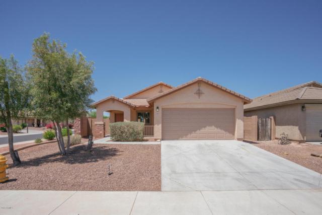 25874 W St James Avenue, Buckeye, AZ 85326 (MLS #5770453) :: Phoenix Property Group