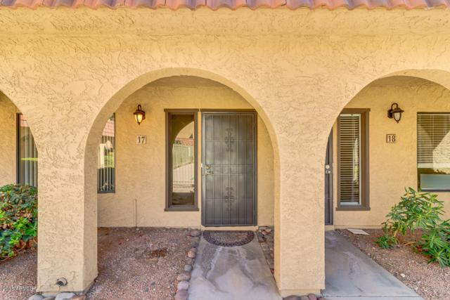 16336 E Palisades Boulevard #17, Fountain Hills, AZ 85268 (MLS #5770490) :: Yost Realty Group at RE/MAX Casa Grande