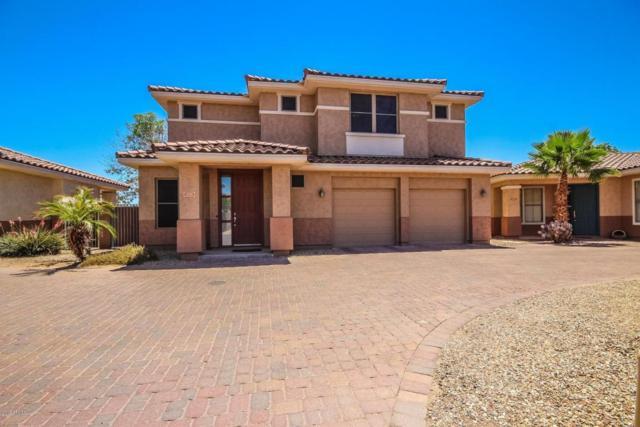 2209 N 135TH Drive, Goodyear, AZ 85395 (MLS #5770591) :: Five Doors Network