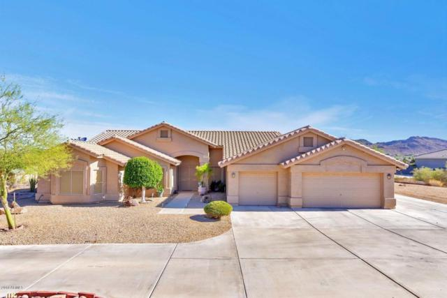 26455 N 93RD Avenue, Peoria, AZ 85383 (MLS #5770650) :: Power Realty Group Model Home Center