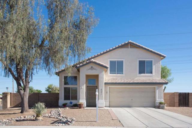 8521 W Las Palmaritas Drive, Peoria, AZ 85345 (MLS #5770739) :: Power Realty Group Model Home Center