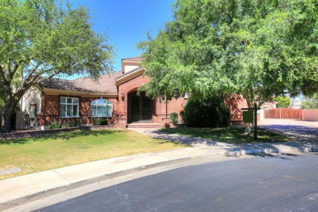 2342 E Menlo Circle, Mesa, AZ 85213 (MLS #5770760) :: Yost Realty Group at RE/MAX Casa Grande