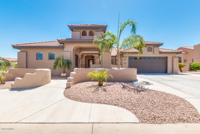 2852 N 157TH Avenue, Goodyear, AZ 85395 (MLS #5770855) :: Yost Realty Group at RE/MAX Casa Grande