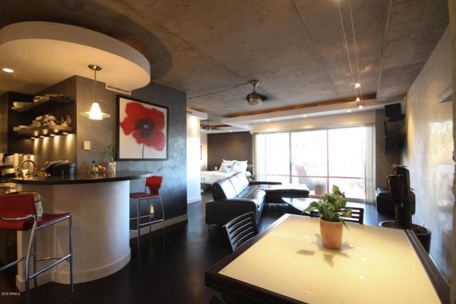 805 N 4TH Avenue #402, Phoenix, AZ 85003 (MLS #5770872) :: Lux Home Group at  Keller Williams Realty Phoenix