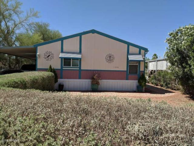 1446 E 21ST Avenue, Apache Junction, AZ 85119 (MLS #5770903) :: Yost Realty Group at RE/MAX Casa Grande