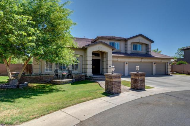 4257 S Marion Place, Chandler, AZ 85249 (MLS #5770908) :: Power Realty Group Model Home Center