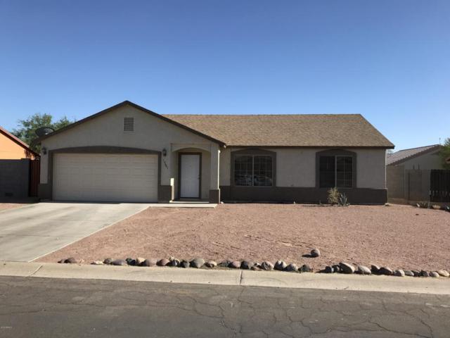 10441 W Mission Drive, Arizona City, AZ 85123 (MLS #5770934) :: Yost Realty Group at RE/MAX Casa Grande