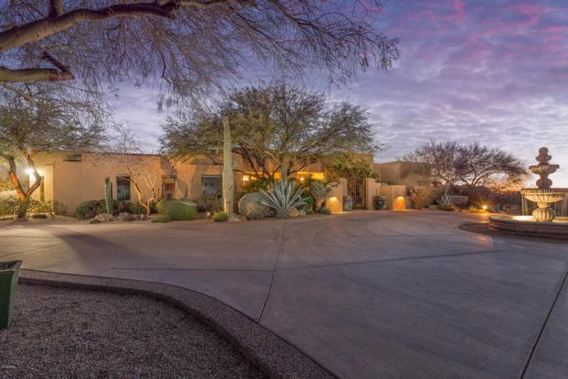 9341 E Vereda Solana Drive, Scottsdale, AZ 85255 (MLS #5770959) :: Power Realty Group Model Home Center
