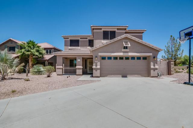 4022 E Blue Sage Court, Gilbert, AZ 85297 (MLS #5771051) :: Yost Realty Group at RE/MAX Casa Grande