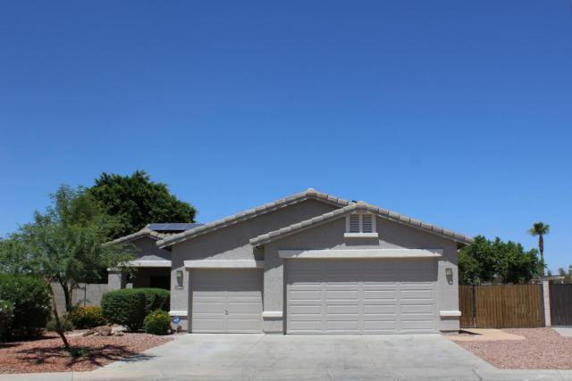 12802 W Fairmount Avenue, Avondale, AZ 85392 (MLS #5771063) :: Five Doors Network