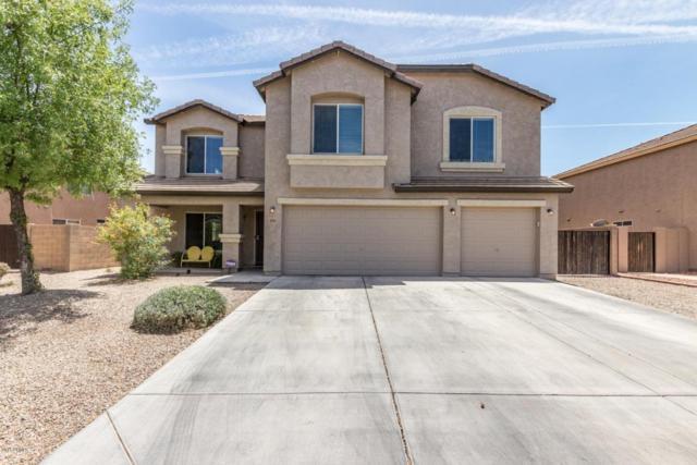 4341 E Morenci Road, San Tan Valley, AZ 85143 (MLS #5771070) :: Five Doors Network