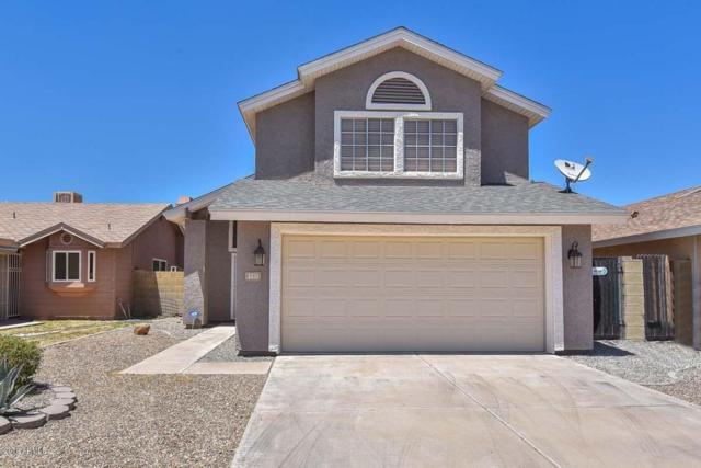 4430 W Oraibi Drive, Glendale, AZ 85305 (MLS #5771136) :: Five Doors Network