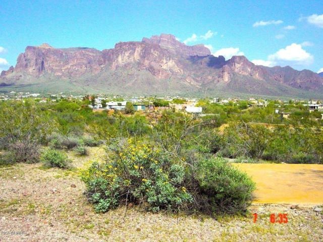 0 N Roadrunner Road, Apache Junction, AZ 85119 (MLS #5771248) :: My Home Group