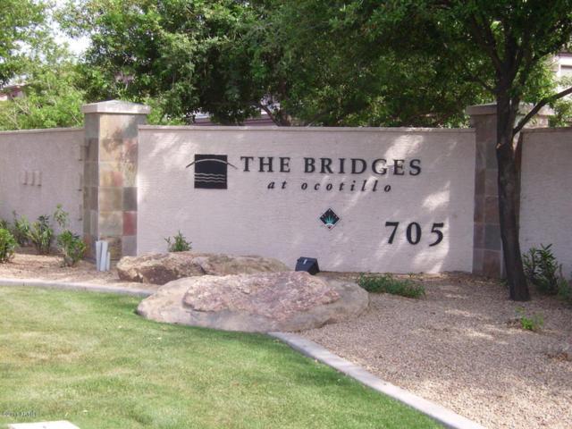 705 W Queen Creek Road #1113, Chandler, AZ 85248 (MLS #5771260) :: Essential Properties, Inc.