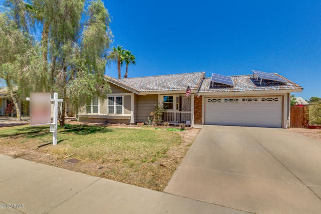 18427 N 56TH Drive, Glendale, AZ 85308 (MLS #5771284) :: Desert Home Premier