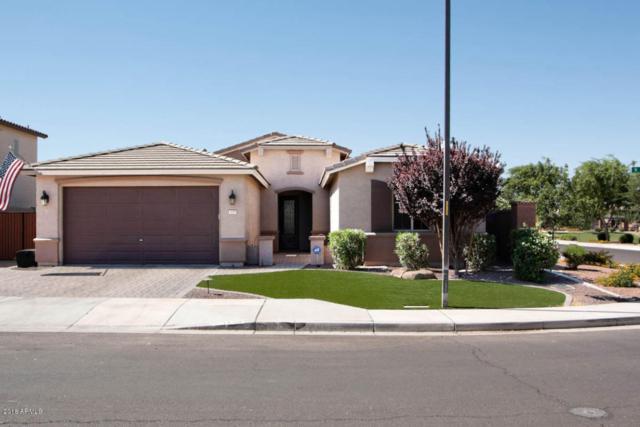 1229 W Sycamore Road, Queen Creek, AZ 85140 (MLS #5771331) :: The Pete Dijkstra Team
