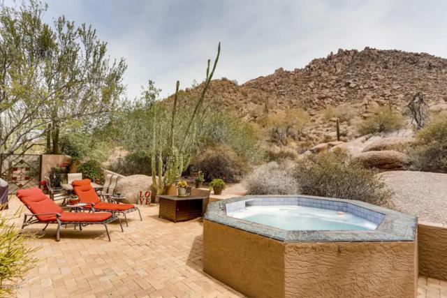 25555 N Windy Walk Drive #28, Scottsdale, AZ 85255 (MLS #5771375) :: My Home Group