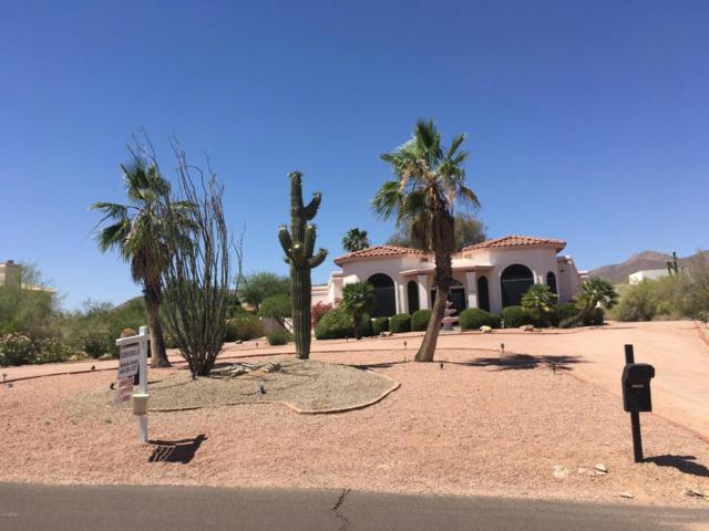 12224 E Gail Road, Scottsdale, AZ 85259 (MLS #5771432) :: My Home Group