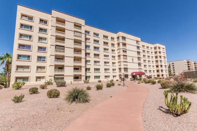 7930 E Camelback Road #703, Scottsdale, AZ 85251 (MLS #5771451) :: Desert Home Premier