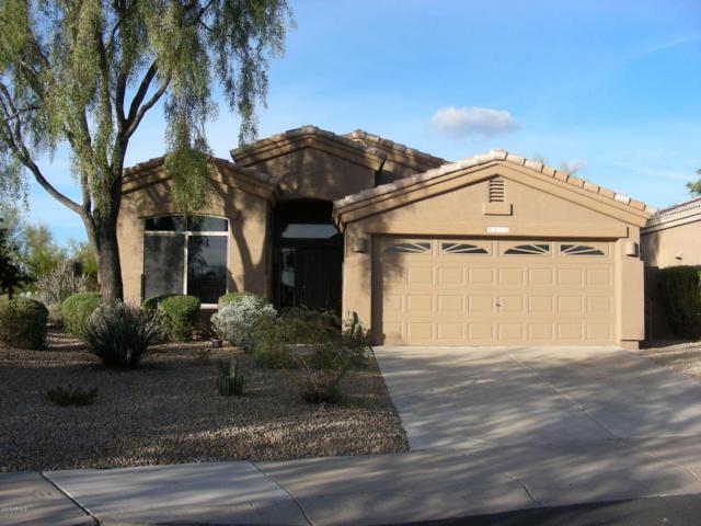 8832 E Conquistadores Drive, Scottsdale, AZ 85255 (MLS #5771486) :: The Jesse Herfel Real Estate Group