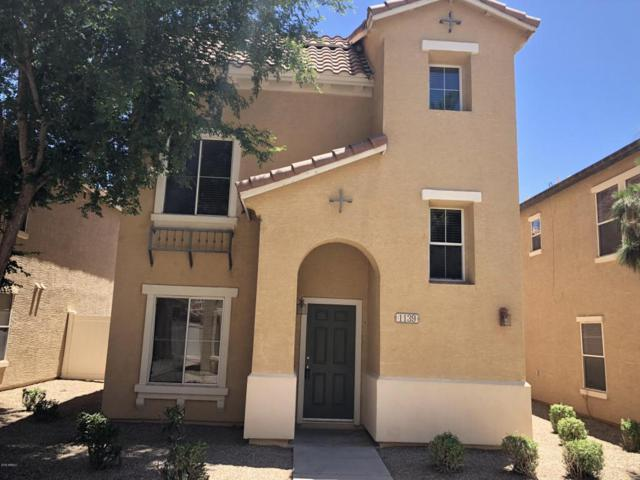 9233 E Neville Avenue #1139, Mesa, AZ 85209 (MLS #5771511) :: The Jesse Herfel Real Estate Group