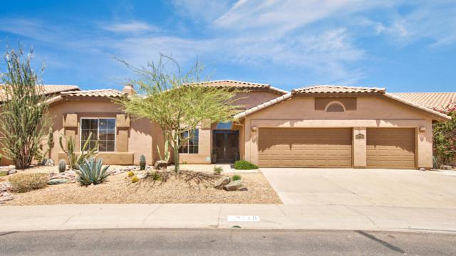 9118 E Topeka Drive, Scottsdale, AZ 85255 (MLS #5771549) :: Team Wilson Real Estate