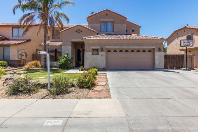 4037 W Aire Libre Avenue, Phoenix, AZ 85053 (MLS #5771573) :: Yost Realty Group at RE/MAX Casa Grande