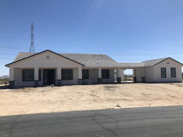 22925 W Hammond Lane, Buckeye, AZ 85326 (MLS #5771688) :: Desert Home Premier