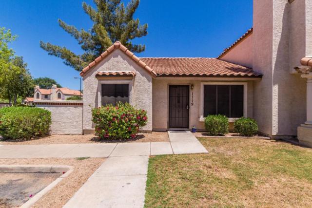 921 W University Drive #1119, Mesa, AZ 85201 (MLS #5771717) :: The Jesse Herfel Real Estate Group