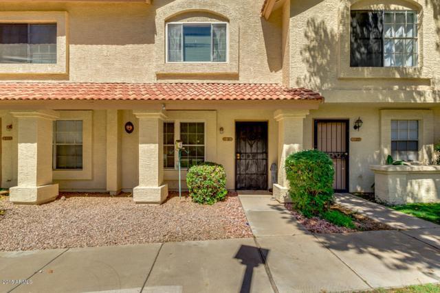 5808 E Brown Road #126, Mesa, AZ 85205 (MLS #5771744) :: The Jesse Herfel Real Estate Group