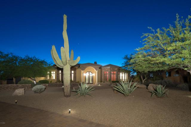 8008 E Whistling Wind Way, Scottsdale, AZ 85255 (MLS #5771782) :: My Home Group
