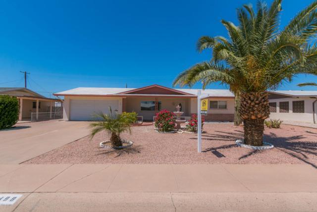 5498 E Boise Street, Mesa, AZ 85205 (MLS #5771820) :: The Jesse Herfel Real Estate Group