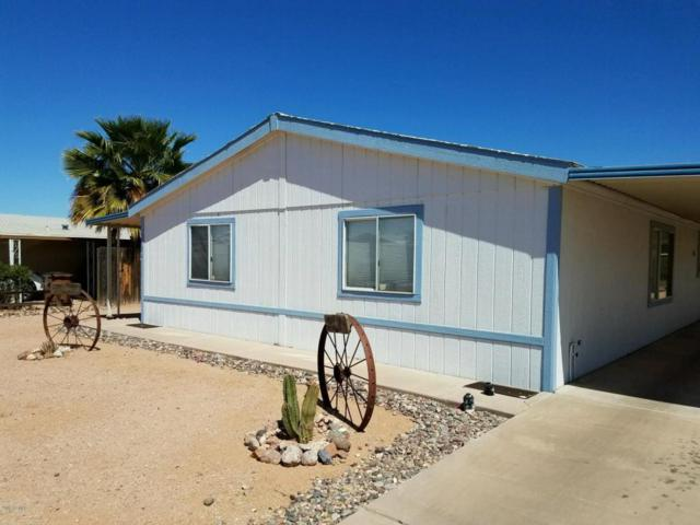 2784 W Gregory Street, Apache Junction, AZ 85120 (MLS #5771852) :: Yost Realty Group at RE/MAX Casa Grande