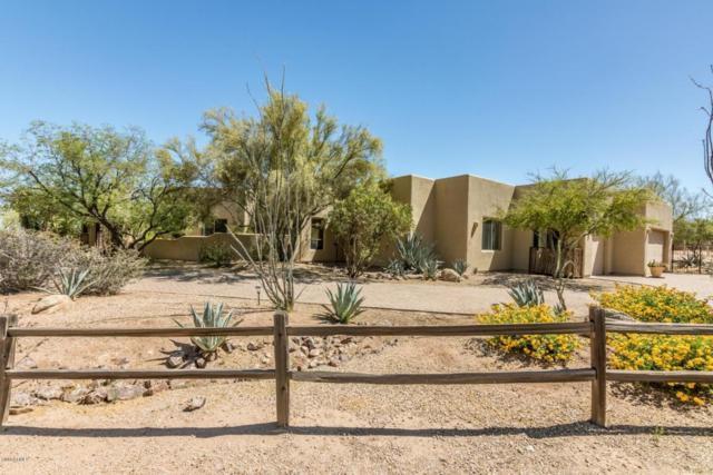 14737 E Mark Lane, Scottsdale, AZ 85262 (MLS #5771855) :: The Jesse Herfel Real Estate Group