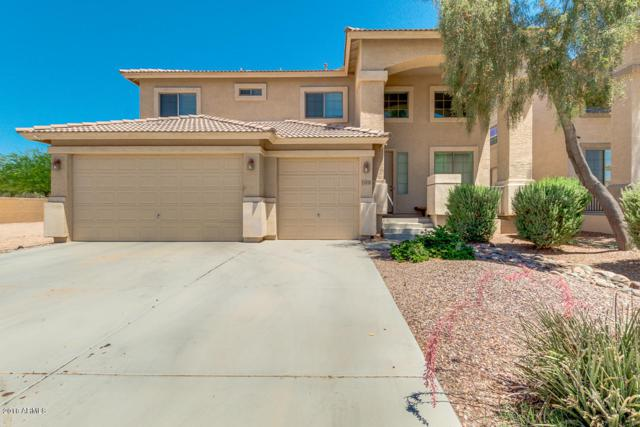 45228 W Horse Mesa Road, Maricopa, AZ 85139 (MLS #5771867) :: Yost Realty Group at RE/MAX Casa Grande