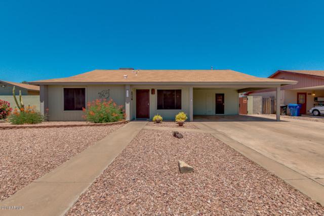 2418 E Billings Street, Mesa, AZ 85213 (MLS #5771887) :: The Pete Dijkstra Team