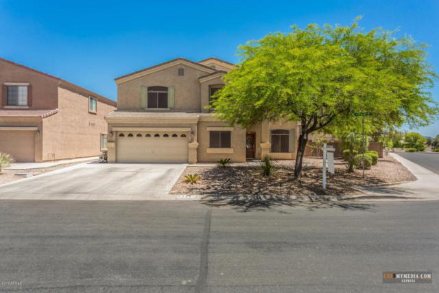 43331 W Kimberly Street, Maricopa, AZ 85138 (MLS #5771895) :: Yost Realty Group at RE/MAX Casa Grande