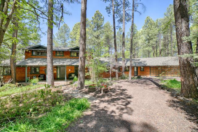 3416 White Oak Drive, Pinetop, AZ 85935 (MLS #5772129) :: Arizona 1 Real Estate Team