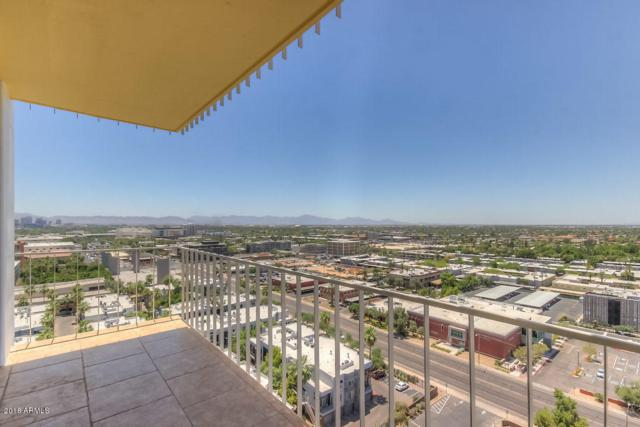 207 W Clarendon Avenue B16, Phoenix, AZ 85013 (MLS #5772464) :: Essential Properties, Inc.