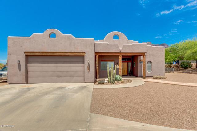 5530 E Cactus Wren Street, Apache Junction, AZ 85119 (MLS #5772725) :: The Jesse Herfel Real Estate Group