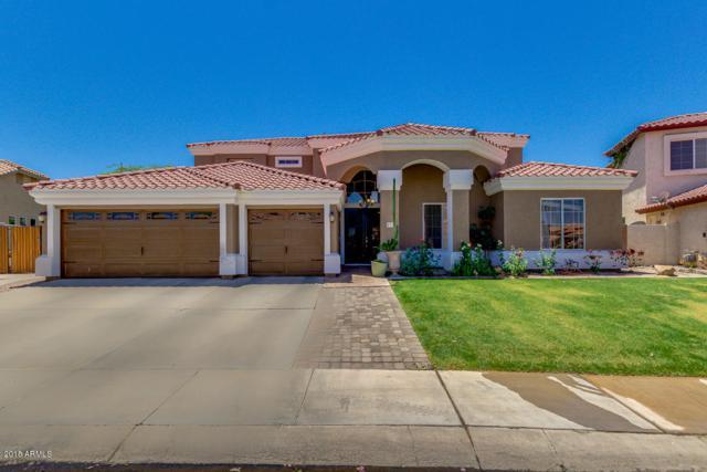 476 N Acacia Drive, Gilbert, AZ 85233 (MLS #5772753) :: Santizo Realty Group