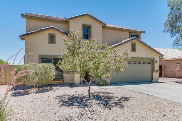 24885 W Wayland Drive, Buckeye, AZ 85326 (MLS #5772822) :: The Daniel Montez Real Estate Group