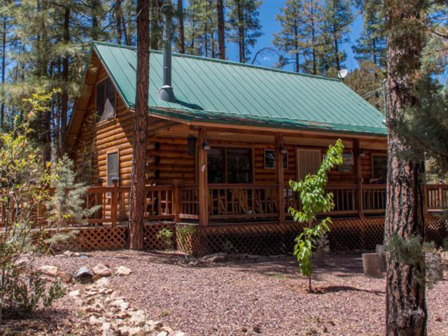 442 S Canyon Drive, Payson, AZ 85541 (MLS #5772839) :: The Garcia Group