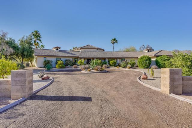 12340 E Mountain View Road, Scottsdale, AZ 85259 (MLS #5772937) :: The Wehner Group