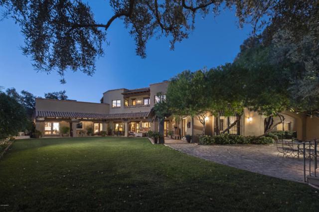 5225 E Paradise Canyon Road, Paradise Valley, AZ 85253 (MLS #5772982) :: The Garcia Group @ My Home Group